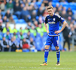 Cardiff's Craig Noone in action during the Sky Bet Championship League match at The Cardiff City Stadium.  Photo credit should read: David Klein/Sportimage