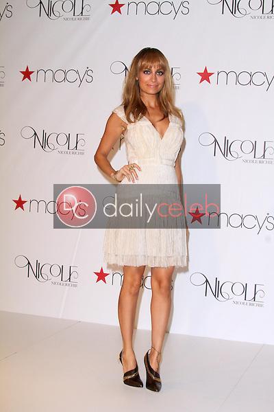 "Nicole Richie<br /> at the Nicole Launch of her new fragrance ""FragranceNicole,"" Macys, Glendale, CA 08-29-12<br /> David Edwards/DailyCeleb.com 818-249-4998"