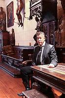 Andres Serrano portrait