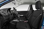 Front seat view of 2016 Suzuki Baleno Skycruise 2 Door Convertible Front Seat  car photos