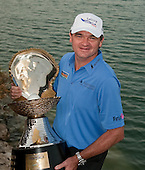 Paul Lawrie Qatar Masters Champion 2012
