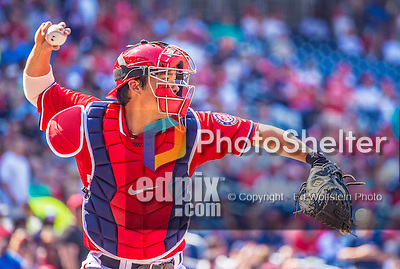 8 June 2013: Washington Nationals catcher Kurt Suzuki in action against the Minnesota Twins at Nationals Park in Washington, DC. The Twins edged out the Nationals 4-3 in 11 innings. Mandatory Credit: Ed Wolfstein Photo *** RAW (NEF) Image File Available ***