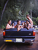 Kids in a truck after swimming in Hana Bay. Photo by Kevin J. Miyazaki/Redux
