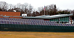 WATERTOWN,  CT-011820JS18- The newly installed solar array at Judson Elementary School in Watertown. <br /> Jim Shannon Republican-American