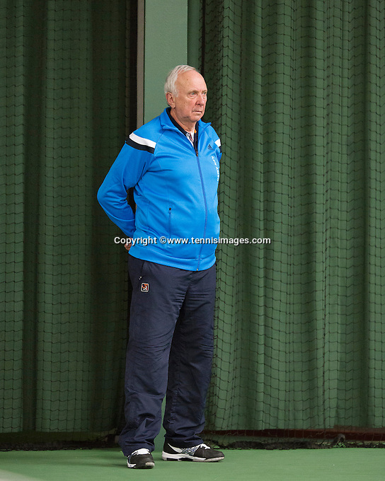 Januari 24, 2015, Rotterdam, ABNAMRO, Supermatch, Linesman<br /> Photo: Tennisimages/Henk Koster