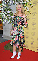Laura Whitmore at the TWG Tea London gala flagship store launch party, TWG Tea Salon &amp; Boutique, Leicester Square, London, England, UK, on Monday 02 July 2018.<br /> CAP/CAN<br /> &copy;CAN/Capital Pictures