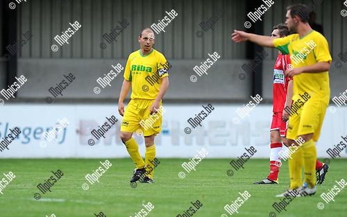 2012-07-17 / Voetbal / seizoen 2012-2013 / Sint Lenaarts / Yasin Gul..Foto: Mpics.be