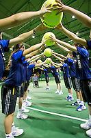 14-02-13, Tennis, Rotterdam, ABNAMROWTT,Robin Ammerlaan afscheid