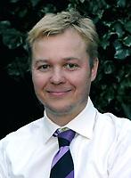 Rainer Grupe, Vice-président des Divertissements Filmés, Entertainment One. (Groupe CNW/Entertainment One Ltd.)