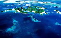 Aerial,Palau,Micronesia