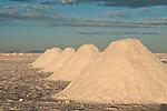 Salt harvesting, Salar de Uyuni; Cochani