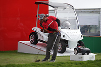 Pablo Larrazabal (ESP) in action during the final round of the Made in Denmark presented by Freja, played at Himmerland Golf & Spa Resort, Aalborg, Denmark. 26/05/2019<br /> Picture: Golffile | Phil Inglis<br /> <br /> <br /> All photo usage must carry mandatory copyright credit (© Golffile | Phil Inglis)