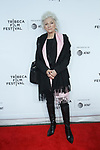 "Judy Collins arrives at the Clive Davis: ""The Soundtrack Of Our Lives"" world premiere for the Opening Night of the 2017 TriBeCa Film Festival on April 19, 2017 at Radio City Music Hall."