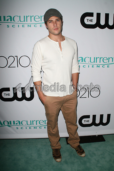 """23 August 2008 - Malibu, California - Ryan Doom. CW Network's """"90210"""" Premiere Party held at a Private Location. Photo Credit: Faye Sadou/AdMedia"""