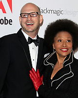 LOS ANGELES - FEB 1:  JP Bernardo, Jenifer Lewis at the 69th Annual ACE Eddie Awards at the Beverly Hilton Hotel on February 1, 2019 in Beverly Hills, CA