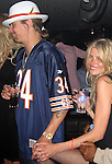 Kid Rock with May Anderson in Cannes 05/17/2007