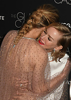 NEW YORK, NY - AUGUST 09: Brie Larson and Naomi Watts attends 'The Glass Castle' New York Screening at SVA Theatre on August 9, 2017 in New York City. <br /> CAP/MPI/JP<br /> &copy;JP/MPI/Capital Pictures