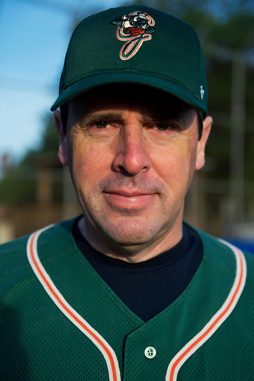 UNITED STATES - MAY 14: Rep. Mark Walker, R-N.C, attends Republican baseball practice in Alexandria, Va., May 14, 2015. (Photo By Tom Williams/CQ Roll Call)
