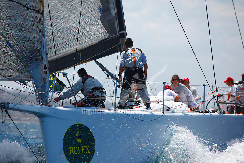 Rolex Trophy Rating Series 2009..The Rolex Trophy, formerly the British Trophy, is sailed out of Sydney in December each year. It is not only a significant lead-up event to the Rolex Sydney Hobart Yacht Race, but a prestigious regatta in its own right..The Cruising Yacht Club of Australia originally introduced a regatta to provide a competitive series in the even years between the biennial international teams racing series for the Southern Cross Cup. Unlike the Southern Cross Cup, the Rolex Trophy is a regatta for individual yachts and is a standalone series that does not include the Rolex Sydney Hobart Yacht Race..The Rolex Trophy is now held every year, with large fleets racing in IRC and PHS rating divisions, plus one-design divisions.