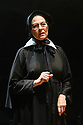 """London, UK. 06.09.2017. """"Doubt - a Parable"""", written by John Patrick Shanley and directed by Che Walker, opens at Southwark Playhouse. Picture shows: Stella Gonet (Sister Aloysius). Photograph © Jane Hobson."""