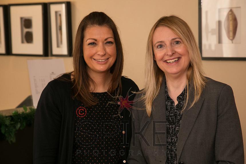 Anna Hall (left) of John Pye and Jill Howsam of CFS LLP