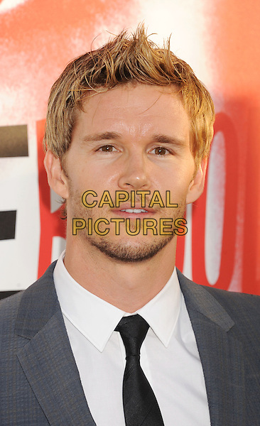 "Ryan Kwanten.HBO's ""True Blood"" Season 5 Premiere, Hollywood, California, USA..May 30th, 2012.headshot portrait white stubble facial hair grey gray suit  .CAP/ROT/TM.©Tony Michaels/Roth Stock/Capital Pictures"