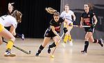 Almere - Zaalhockey Amsterdam-Den Bosch (v)  .  Elsemiek Groen. TopsportCentrum Almere.    COPYRIGHT KOEN SUYK
