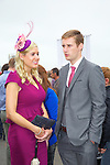 Enjoying Ladies Day at the Listowel Races on Friday