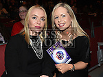 Maria Lally and Michelle Hanniffy pictured at Duleek/Bellewstown Strictly Come Dancing at the TLT. Photo:Colin Bell/pressphotos.ie