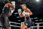 Christina Hammer / beim Kampf Christina Hammer (GER) vs. Florence Muthoni (KEN) - Middleweight ; Boxen: ECB ECBOXING am 08.02.2020 in Goeppingen (EWS Arena), Baden-Wuerttemberg, Deutschland.<br /> <br /> Foto © PIX-Sportfotos *** Foto ist honorarpflichtig! *** Auf Anfrage in hoeherer Qualitaet/Aufloesung. Belegexemplar erbeten. Veroeffentlichung ausschliesslich fuer journalistisch-publizistische Zwecke. For editorial use only.