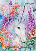 Marie, REALISTIC ANIMALS, REALISTISCHE TIERE, ANIMALES REALISTICOS, paintings+++++,USJO67A,#A# ,Joan Marie unicorn