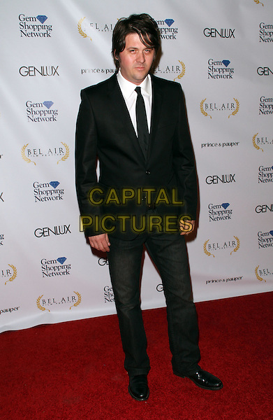 ORIAN WILLIAMS .1st Annual Film Festival held at a Bel Air Private Estate, Bel Air, California, USA, 14 November 2008..full length black suit tie .CAP/ADM/KB.©Kevan Brooks/Admedia/Capital PIctures