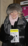 """One Life To Live's Patricia O'Connell """"Mrs. Bigelow"""" stars in """"The New York Idea"""" at the Lucille Lortel Theatre, New York City, New York. Photos were taken on January 23, 2011. (Photo by Sue Coflin/Max Photos)"""