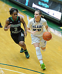 Tulane overcomes a twenty point deficit and defeats North Texas, 56-55, on a last second basket.