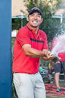 Pablo Larrazabal (ESP) winner of the Alfred Dunhill Championship, Leopard Creek Golf Club, Malelane, South Africa. 1/12/2019<br /> Picture: Golffile | Shannon Naidoo<br /> <br /> <br /> All photo usage must carry mandatory copyright credit (© Golffile | Shannon Naidoo)