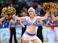 Fraport Skyliners Dance Team - 04.02.2018: Fraport Skyliners vs. MHP Riesen Ludwigsburg, Fraport Arena Frankfurt