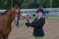 Fitting & Showmanship E and W