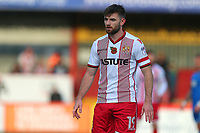 Danny Newton of Stevenage during Stevenage vs Notts County, Sky Bet EFL League 2 Football at the Lamex Stadium on 11th November 2017