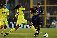 Salcedo Villarreal, Stevan Jovetic Inter <br /> San Benedetto del Tronto 06-08-2017 <br /> Football Friendly Match  <br /> Inter - Villarreal Foto Andrea Staccioli Insidefoto