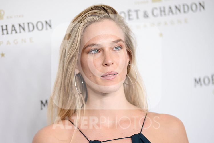 "Israeli model Bar Refaeli Portillo attends to the Moet & Chandom party ""New Year's Eve"" at Florida Retiro in Madrid, Spain. November 29, 2016. (ALTERPHOTOS/BorjaB.Hojas)"