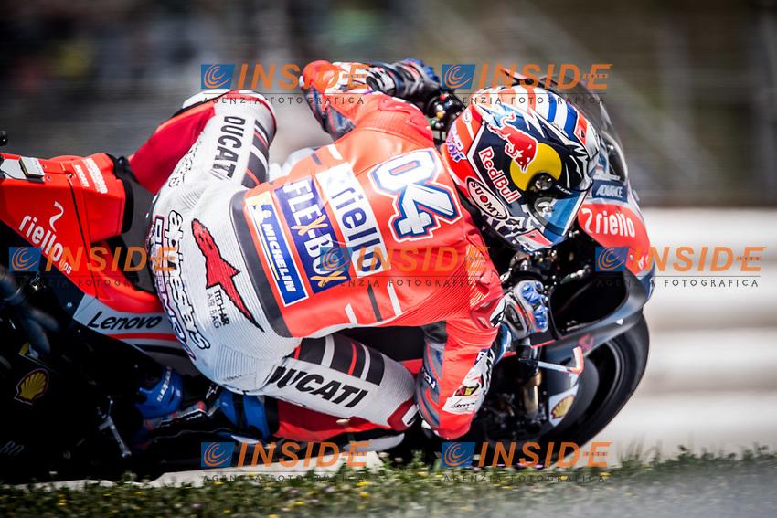 ANDREA DOVIZIOSO - ITALIAN - DUCATI TEAM - DUCATI<br /> Jerez 04-05-2018 Moto Gp Spagna / Spain<br /> Foto Vincent Guignet / Panoramic / Insidefoto