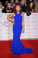 Bonnie Langford at the National Television Awards 2018 at the O2 Arena, Greenwich, London, UK. <br /> 23 January  2018<br /> Picture: Steve Vas/Featureflash/SilverHub 0208 004 5359 sales@silverhubmedia.com