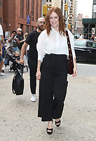 August  07, 2019.Julianne Moore at Build Series to talk about new movie After The Wedding in New York. August 07, 2019  <br /> CAP/MPI/RW<br /> ©RW/MPI/Capital Pictures