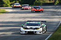 #11 Magnus Racing Lamborghini Huracan GT3, GTD: John Potter, Andy Lally