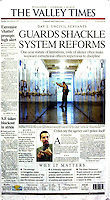 This is The December 22, 2003 Contra Costa Times that fetured the day two of our Uncivil Servent series.  (Alan Greth)