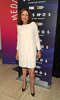 BEVERLY HILLS, CA - AUGUST 3: Executive producer/writer/director Ann Druyan arrives at the Fox And National Geographic Channel Presents A Screening Of 'Cosmos: A Spacetime Odyssey' at The Paley Center for Media on August 3, 2014 in Beverly Hills, California. PGFM/Starlitepics