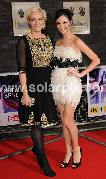**ALL ROUND PICTURES FROM SOLARPIX.COM** **WORLDWIDE SYNDICATION RIGHTS** .Red carpet arrivals at Britain's Best 2008. Held at the London Studios, Upper Ground, London. 18 May 2008. ..This pic: Georgina Chapman..JOB REF: 6438 SSD DATE: 18_05_2008 **MUST CREDIT SOLARPIX.COM OR DOUBLE FEE WILL BE CHARGED* *UNDER NO CIRCUMSTANCES IS THIS IMAGE TO BE REPRODUCED FOR ANY ONLINE EDITION WITHOUT PRIOR PERMISSION*