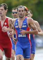 09 MAY 2004 - FUNCHAL, MADEIRA - Marc Jenkins - Elite Mens World Triathlon Championships. (PHOTO (C) NIGEL FARROW)
