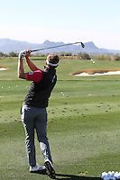 Luke Donald Swing Sequence WGC