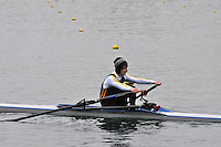 067 WindsorBoysSch J18A.1x..Marlow Regatta Committee Thames Valley Trial Head. 1900m at Dorney Lake/Eton College Rowing Centre, Dorney, Buckinghamshire. Sunday 29 January 2012. Run over three divisions.